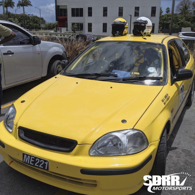 Project Canary 2019 Rally Season prep
